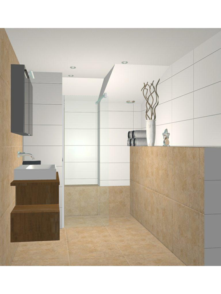 Bloos badkamers dordrecht 3d ontwerp bloos badkamers for Ontwerp badkamer 3d